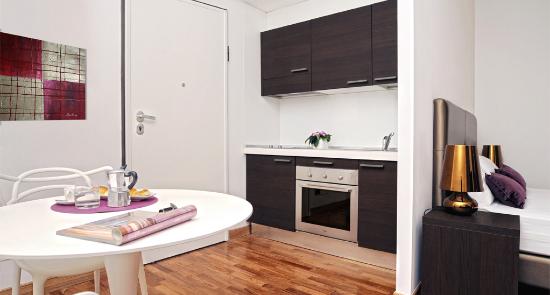 Monolocali in residence appartamenti camera casa vacanze for Case roma nord